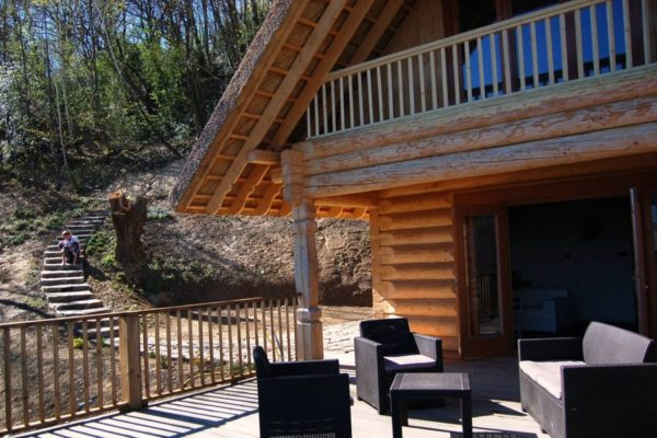 Chalet Cantal