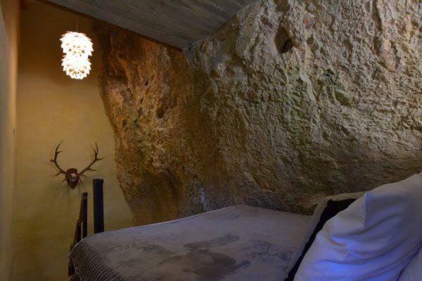 Maison troglodyte Ardèche