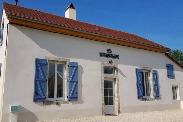 Maisonnette Les Lodges du Canal de Bourgogne