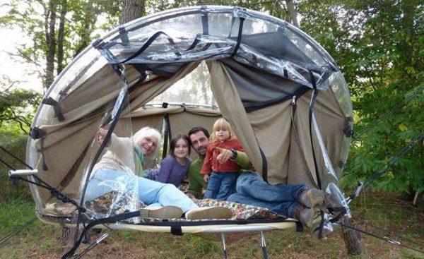 Tente suspendue Dihan Evasion
